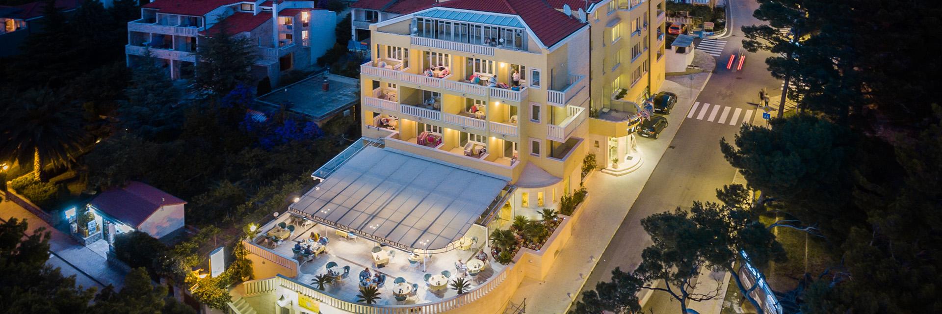 hotel 4* Baška Voda