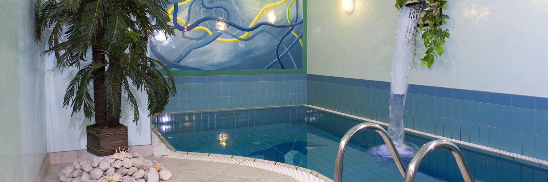 wellness u hotelu Baška Voda
