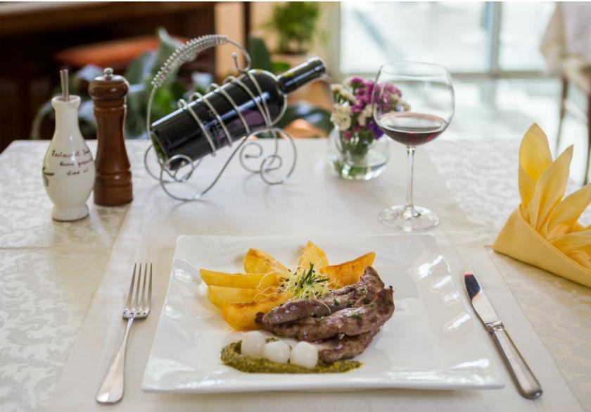 Baška Voda restaurant