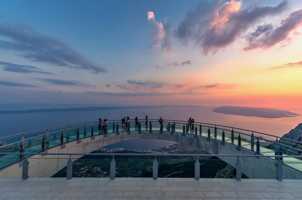 Walking & Outdoors Holidays Makarska rivijera