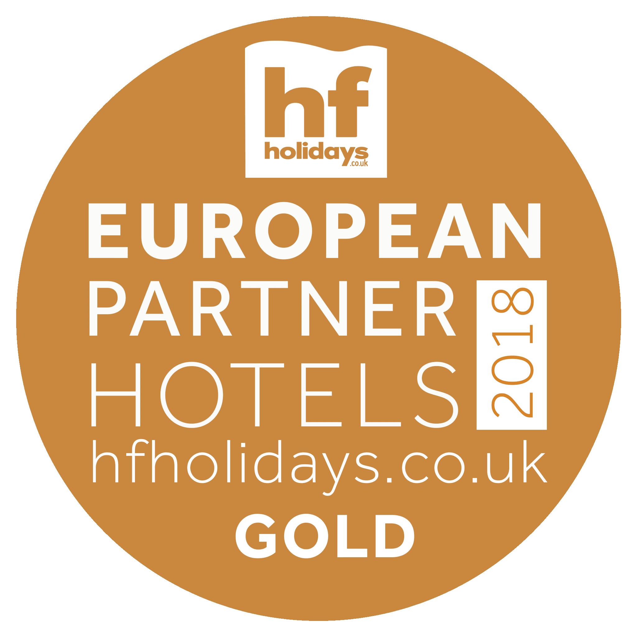 Hotel Award Master Gold
